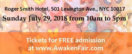 Awakens Fair NYC July 29th