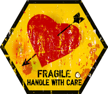 Heartbreak : Fragile Handle With Care